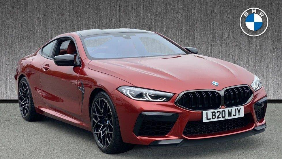 Used BMW M8 Competition Coupe M8 Competition Coupe (LB20WJY)
