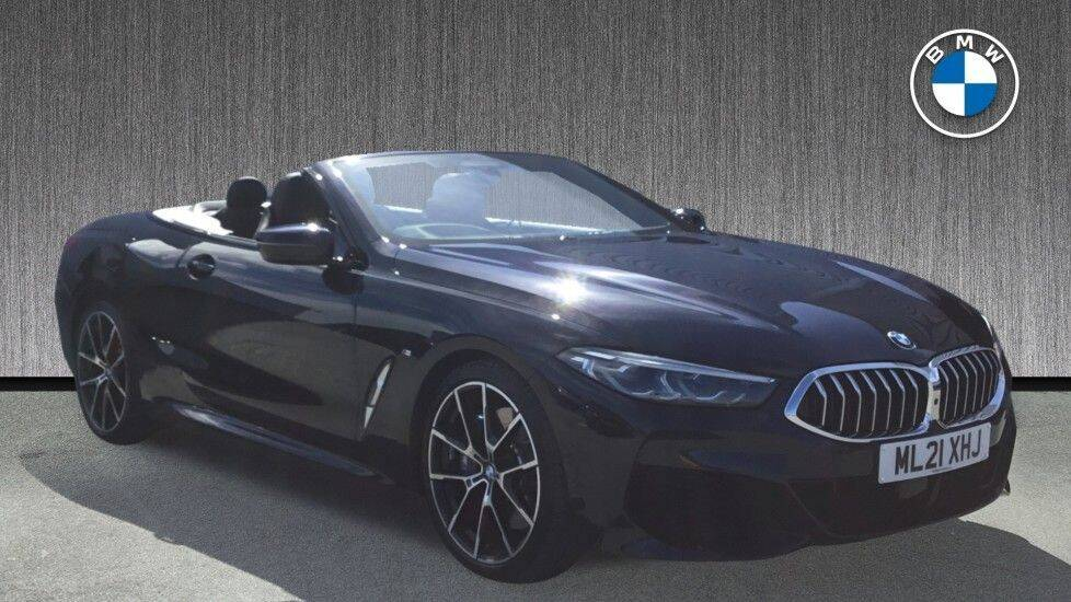 Used BMW 840i Convertible 840i Convertible (ML21XHJ)