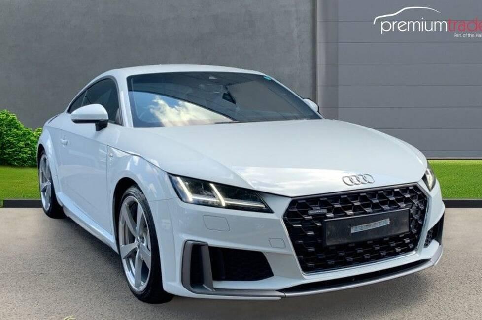 Audi TT 2.0 TFSI 45 S line S Tronic quattro (s/s) 3dr (MT69JNN)