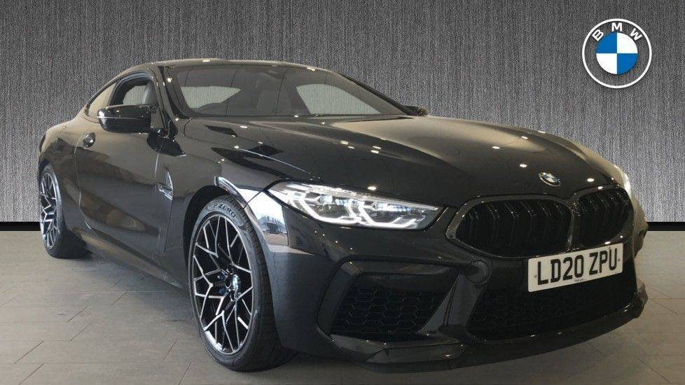Used BMW M8 Competition Coupe M8 Competition Coupe (LD20ZPU)
