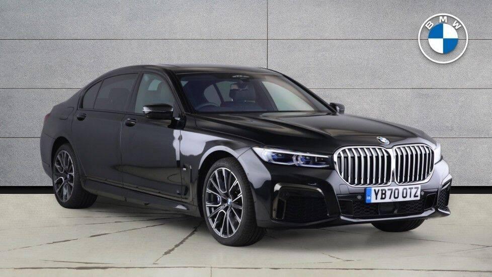 Used BMW 740Ld xDrive M Sport Saloon 740Ld xDrive M Sport Saloon (YB70OTZ)